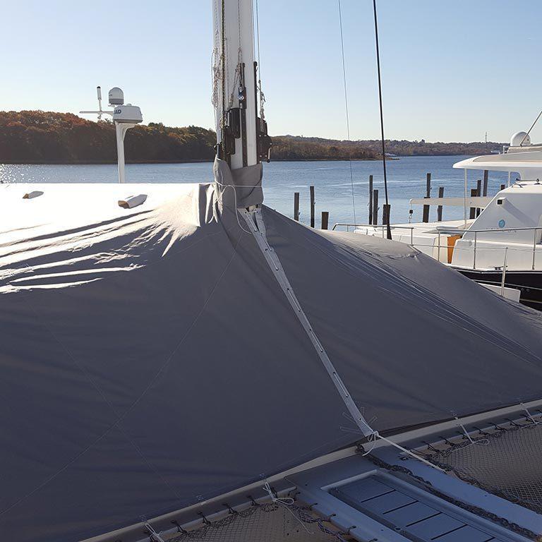 Corsair 28 winter cover