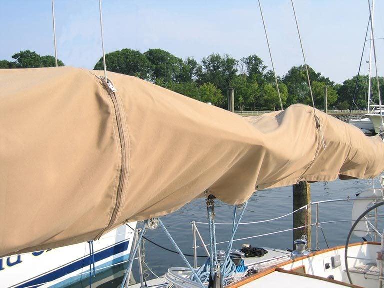 Sail cover options – Lazy Jacks