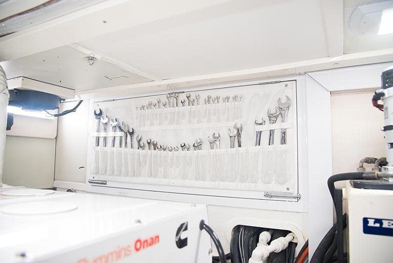 Custom tool organizer