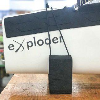 A class Exploder A15 stern foam blocks