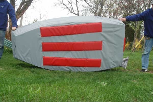 Opti Premium Hull Cover - USA