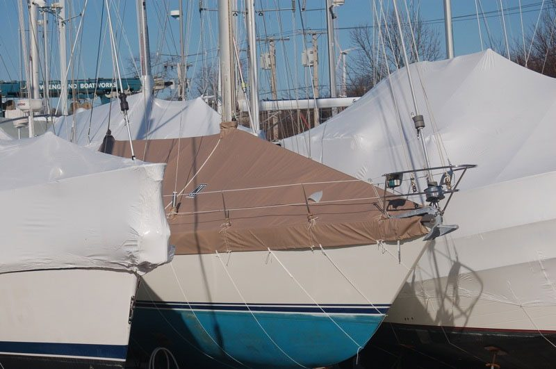 Sailboat Covers