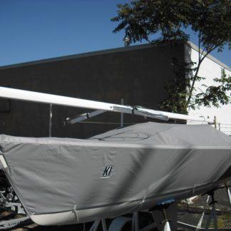 J 22 - Flat Deck Cover