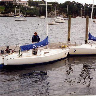 J 22 - Sail Cover