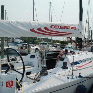 Swan 42 Sail Cover