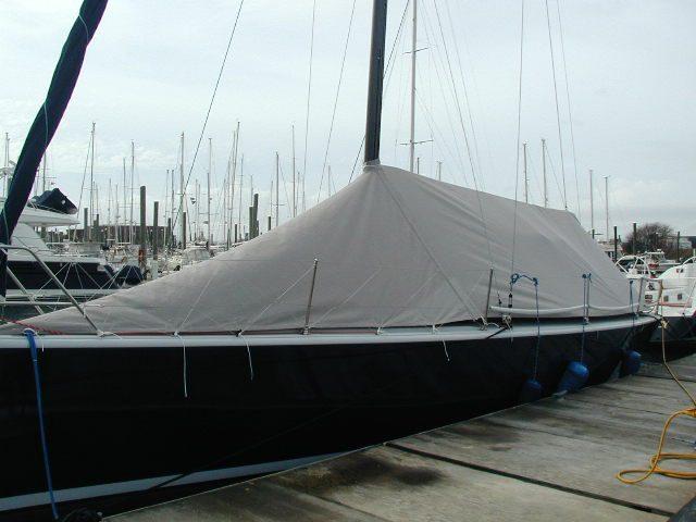 Mumm 30 Full Deck Cover