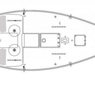 J 24 - Cockpit Cushions