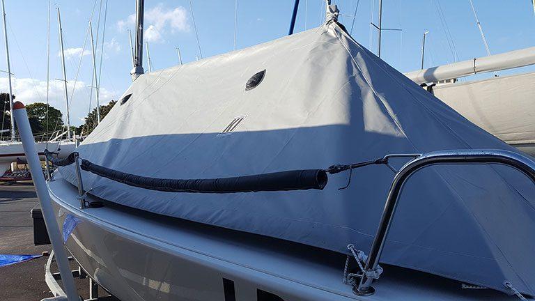 J-70 Deck/Boom Tent