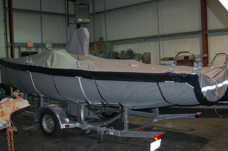 J-70 Flat Deck Cover