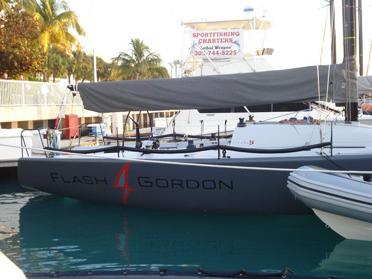 Farr 40 Sail Cover