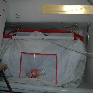 J-80 Spinnaker Launching Bag