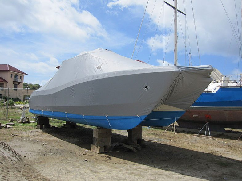 Powerboat Covers