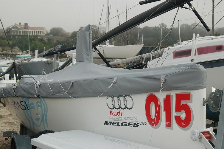 Melges 20 Deck Cover