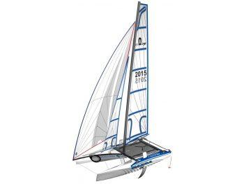 Nacra Olympic 17