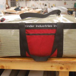 Grand Prix Duffle Bags