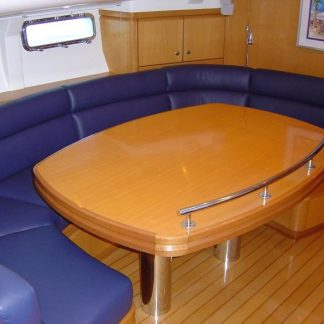 Custom Yacht Interiors