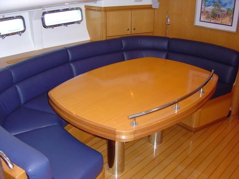 Custom Yacht Interiors