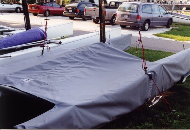 A-Class Catamaran Yard Cover