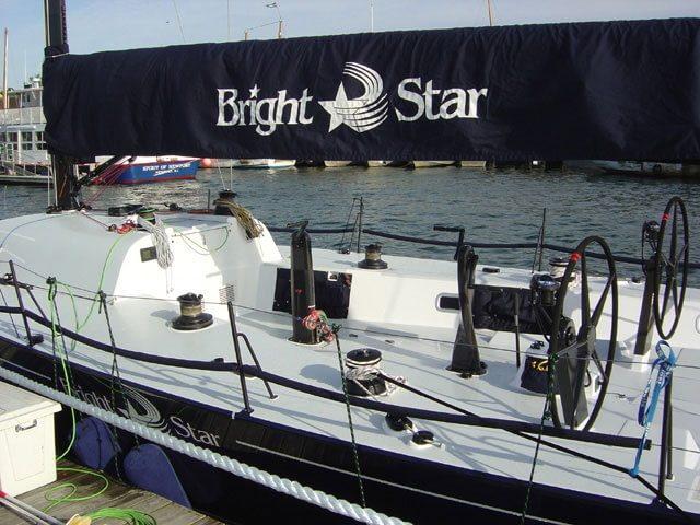 Brightstar Sail Cover