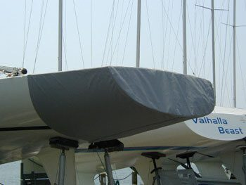 Etchells 22 Stern Trailer Cover