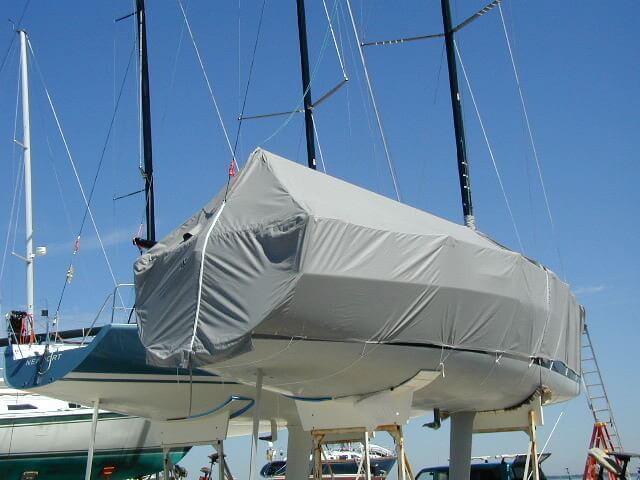 Farr 40 Full Winter Cover