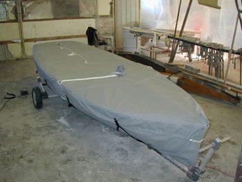 Jet 14 Deck Tent