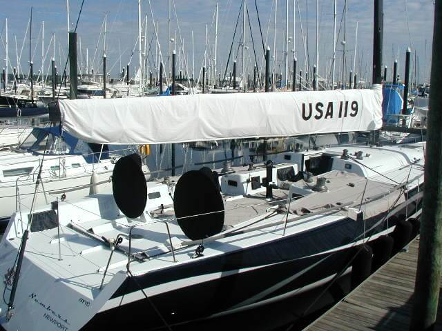 Complete Sail Cover