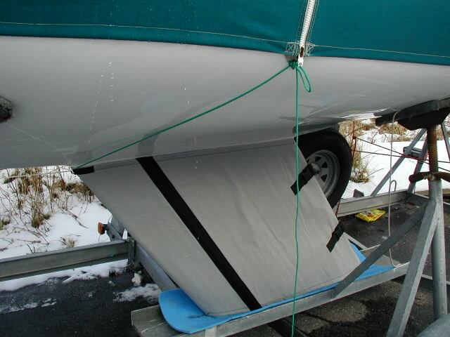 Yingling Keel Cover