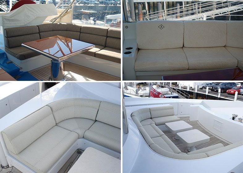 Cockpit Cushions