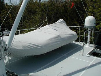 Small Powerboat Full Cover