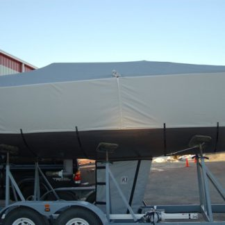 J 100 - Flat Deck Cover