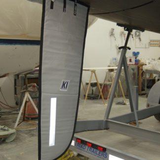 J 100 - Rudder Cover