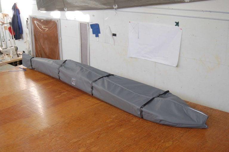 DN Iceboat Hull Sock