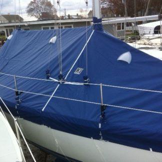 Sabre 30 boom Tent Winter Cover