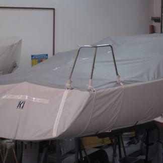 J-100 Flat Deck Cover