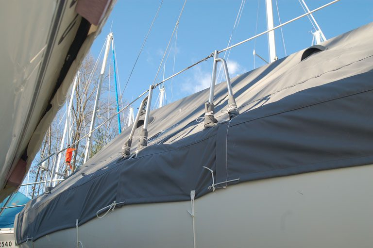 Nonsuch 26 Winter Cover
