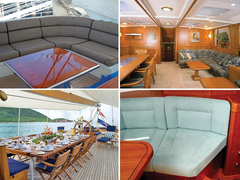 Custom Canvas Boat Covers Awnings Enclosures