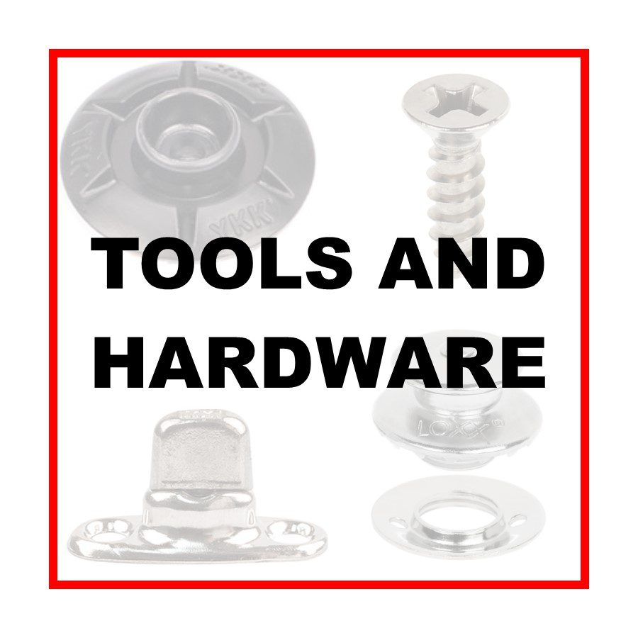 Tools and Hardware
